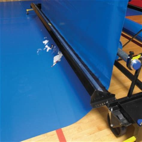 Gymnastics Floor Assembly by Floor Covers