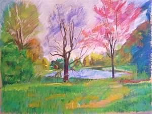 oil pastel | Aletha Kuschan's Weblog