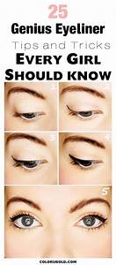 25 MAKEUP TIPS TO LOOK YOUR BEST