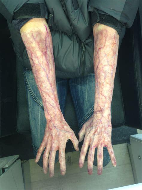 prosthetic sfx makeup  creature shop