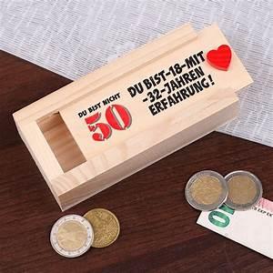 Geschenk 50 Geburtstag Frau : geldgeschenk zum 50 geburtstag geschenke ~ Jslefanu.com Haus und Dekorationen