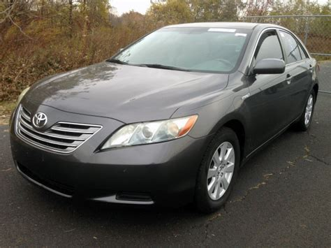 Used Toyota Camry Hybrid For Sale by Used 2007 Toyota Camry Hybrid 7 990 00
