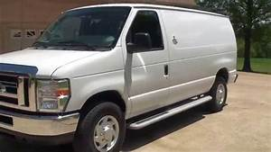 Hd Video 2013 Ford E250 Econoline Cargo Van For Sale See Video  Sunsetmotors Com