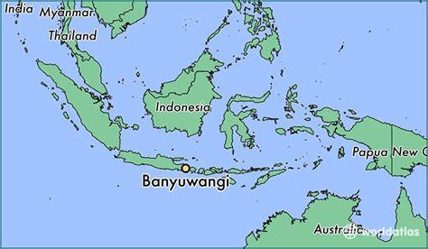 banyuwangi indonesia banyuwangi east java