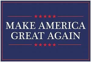 Make America Great Again Julisteet AllPosters.fi-sivustossa