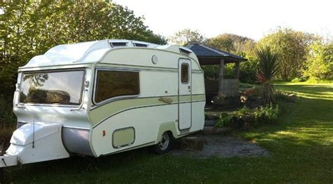 App For Cornwall  Higher Bochym Farm Caravan Club Cl