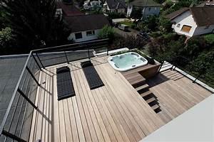 Amenagement Terrasse De Toit : photos de toitures terrasse ~ Premium-room.com Idées de Décoration