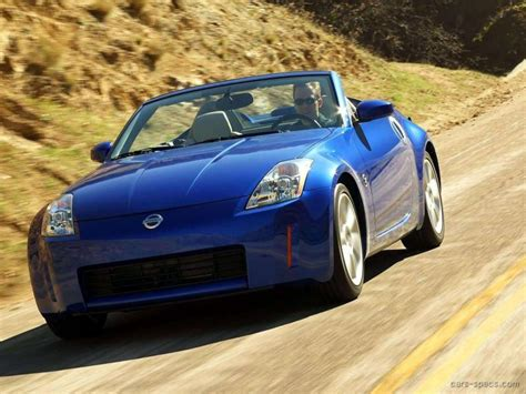 2004 Nissan 350z Convertible Specifications, Pictures, Prices