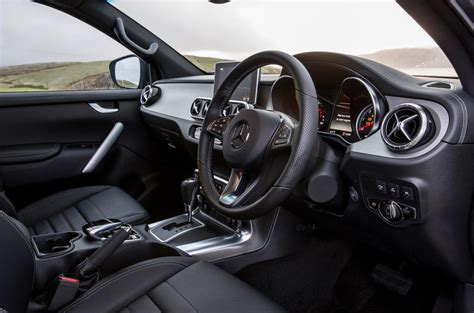 Mercedes X Class Interior by Mercedes X Class 2017 Uk Review Autocar