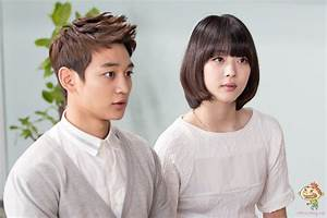 [Photos] SKT LTE Commercial Clips BTS – Minho and Sulli #2 ...