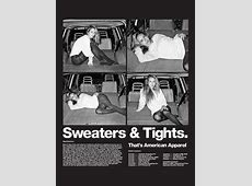 Most Controversial American Apparel Ads