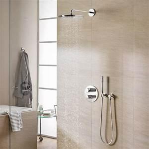 Grohe Grohtherm 3000 Cosmopolitan : grohe grohtherm 3000 cosmopolitan concealed shower system with rainshower cosmopolitan 310 ~ Watch28wear.com Haus und Dekorationen