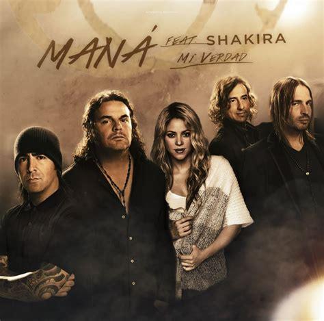 Maná and Shakira Slowly Rock