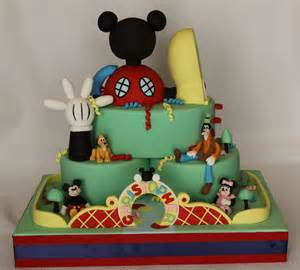 Cheap Baby Shower Ideas For Boys by Southern Blue Celebrations Mickey Mouse Cake Ideas