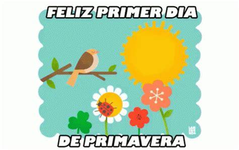 Feliz Primer Día De Primavera