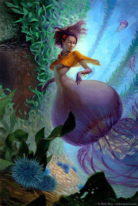 fantasy people   sea  handpicked ideas