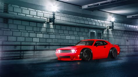 Dodge Challenger Srt Wallpaper