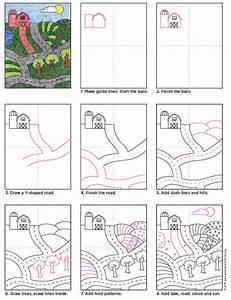 Draw A Farm