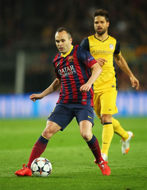 Andres Iniesta, Diego - Andres Iniesta Photos - FC ...