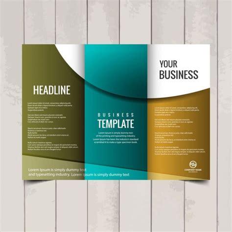 tri fold brochure templates csoforuminfo