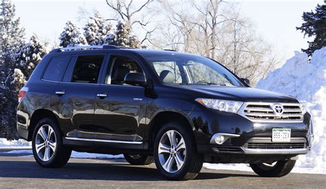 Toyota Highlander 4wd by 2013 Toyota Highlander Limited 4wd Review By Stu Wright