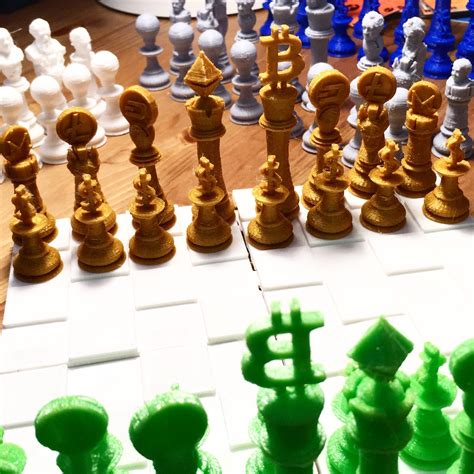 Когда продавать bitcoin и ethereum. 3D Printed Bitcoin vs. Bitcoin Cash Chess Set SALE ...