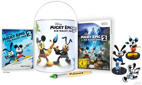 Disney Micky Epic 2 Die Macht Der 2 Collectors Edition