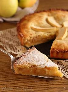 Französischer Apfelkuchen Backen : crostata di mele coperta la crostata cuor di mela che si ~ Lizthompson.info Haus und Dekorationen