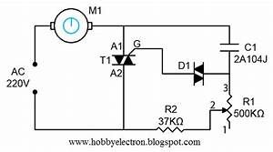 ceiling fan regulator motor speed control circuit With ac motor speed controller circuit dc drill speed controller circuit dc