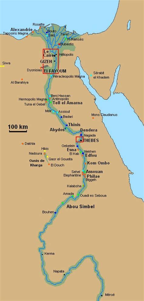 carte interactive sur les sites archeologiques