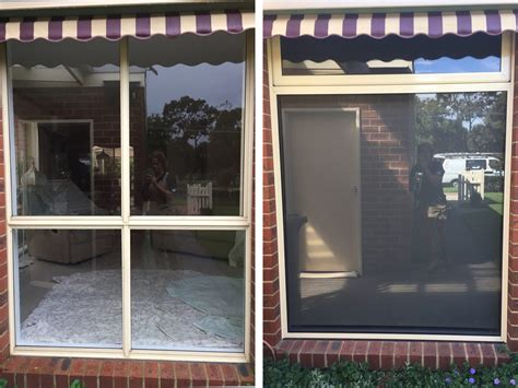 aluminium awning window replacement  clifton springs windows  geoff case