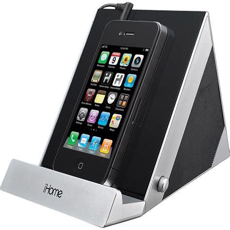 best ipod stereo ihome idm3 sleek stereo speaker system for ipad iphone idm3sc