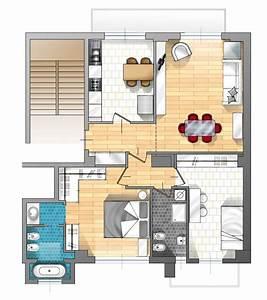Planimetria Casa 140 Mq Su Un Piano