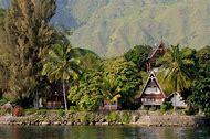 Island Samosir Indonesia