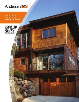 andersen product guide   series   meeks lumber hardware issuu