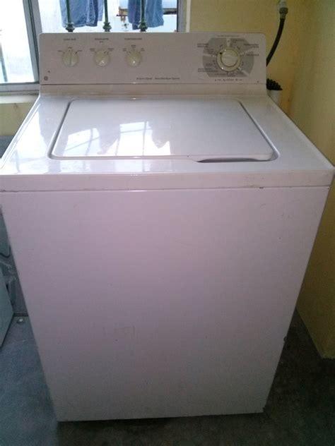 solucionado lavadora ge lava y centrifuga lento yoreparo