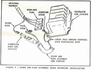 1965 Corvette  Service Bulletin  Transistorized Voltage Regulator Failures