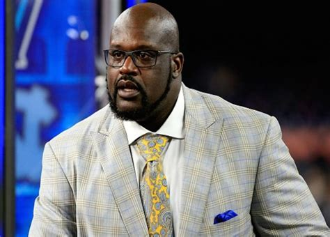 Watch Shaq Tackles Charles Barkley To The Ground On Tnt's