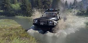 "Nissan Patrol y60 ""beta"" v 0 8 0 8 • Spintires mods"