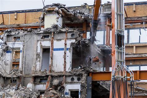 structural demolition methods  demolition  structures