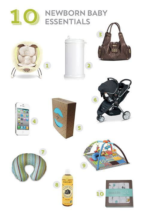 newborn baby essentials at 111 10 newborn baby essentials