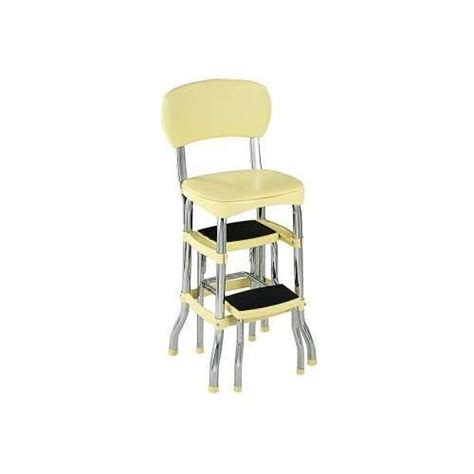 retro kitchen chair  step stool  interior design