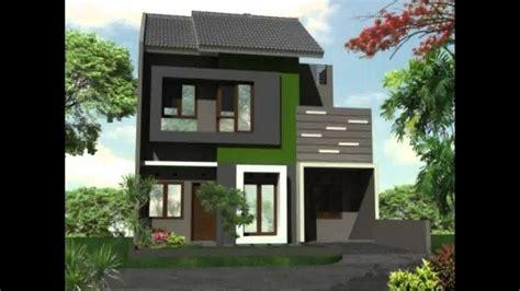rumah minimalis 2 lantai gaya eropa yg sedang trend saat