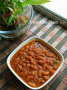 Rajma Recipe - Punjabi Style | Food Indian