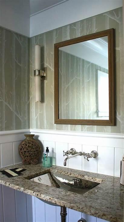 Bathroom Screen