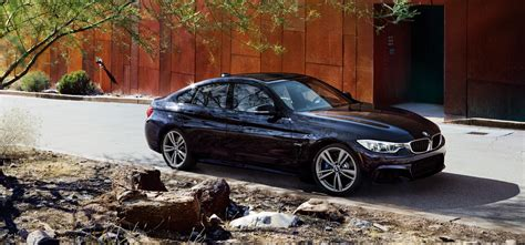 Bmw 4 Series Gran Coupe Model Overview