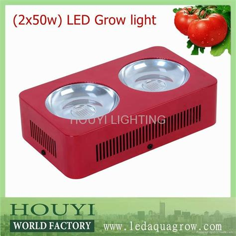 factory led grow light 100w new integrated chip best for