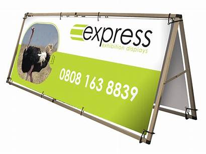 Banner Frame Exhibition Express Displays