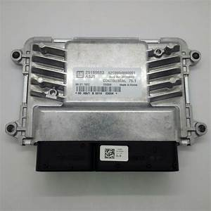 25189683 Control Engine Module For 2012 2013 Chevy Cruze