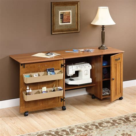 sewing machine desk 8 best sewing machine tables with cabinet